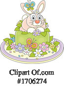Easter Clipart #1706274 by Alex Bannykh