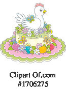 Easter Clipart #1706275 by Alex Bannykh