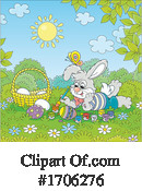 Easter Clipart #1706276 by Alex Bannykh