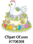 Easter Clipart #1706308 by Alex Bannykh