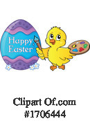 Easter Clipart #1706444 by visekart