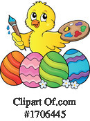 Easter Clipart #1706445 by visekart