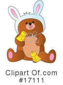 Royalty-Free (RF) Easter Clipart Illustration #17111