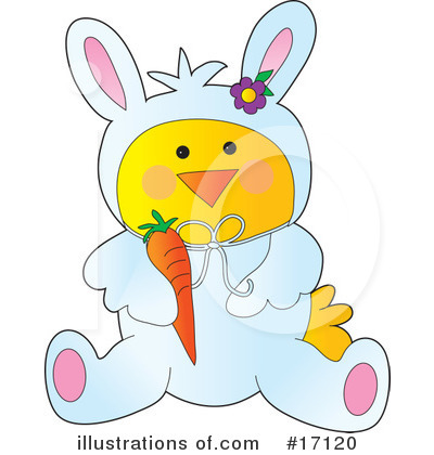 Easter Clipart #17120 by Maria Bell