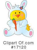 Royalty-Free (RF) Easter Clipart Illustration #17120