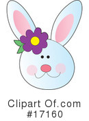 Royalty-Free (RF) Easter Clipart Illustration #17160