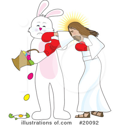 Easter Clipart #20092 by Maria Bell