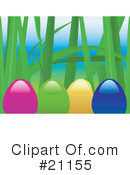 Royalty-Free (RF) Easter Clipart Illustration #21155
