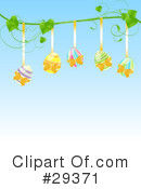 Royalty-Free (RF) Easter Clipart Illustration #29371