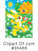 Royalty-Free (RF) Easter Clipart Illustration #30466