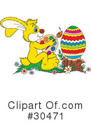 Easter Clipart #30471 by Alex Bannykh