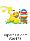 Easter Clipart #30473 by Alex Bannykh