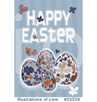 Easter Eggs Clipart #33559 by suzib_100