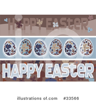 Easter Eggs Clipart #33566 by suzib_100