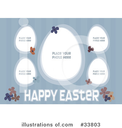 Easter Eggs Clipart #33803 by suzib_100