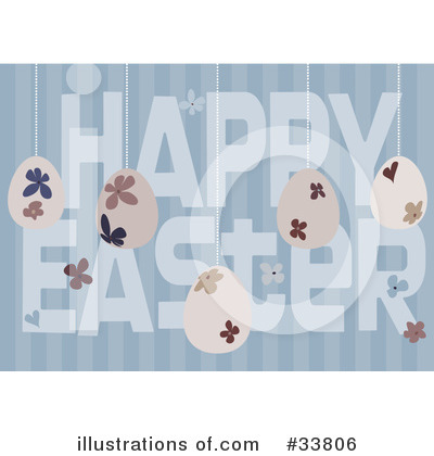 Easter Eggs Clipart #33806 by suzib_100