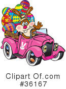 Easter Clipart #36167 by Dennis Holmes Designs