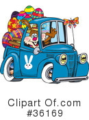 Easter Clipart #36169 by Dennis Holmes Designs
