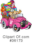 Easter Clipart #36173 by Dennis Holmes Designs
