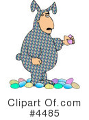 Royalty-Free (RF) Easter Clipart Illustration #4485