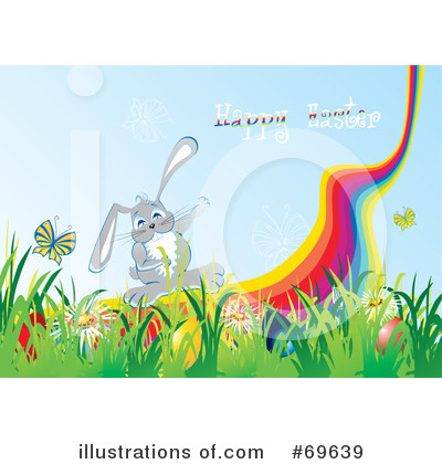 Easter Clipart #69639 by MilsiArt