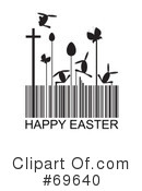 Royalty-Free (RF) Easter Clipart Illustration #69640