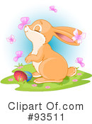 Royalty-Free (RF) Easter Clipart Illustration #93511