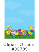 Royalty-Free (RF) Easter Clipart Illustration #93789