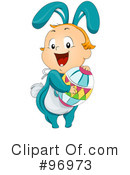 Royalty-Free (RF) Easter Clipart Illustration #96973