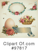 Royalty-Free (RF) Easter Clipart Illustration #97817