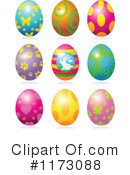 Easter Egg Clipart #1173088