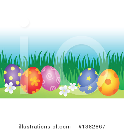 Easter Clipart #1382867 by visekart