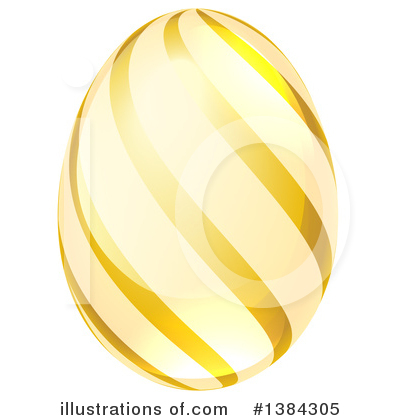 Royalty-Free (RF) Easter Egg Clipart Illustration by AtStockIllustration - Stock Sample #1384305