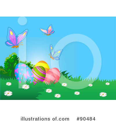 Easter Clipart #90484 by Pushkin