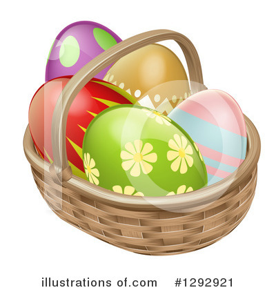 Easter Egg Clipart #1292921 by AtStockIllustration