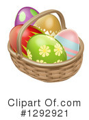Easter Eggs Clipart #1292921