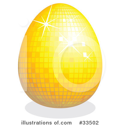 Royalty-Free (RF) Easter Eggs Clipart Illustration by suzib_100 - Stock Sample #33502