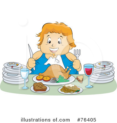 Thanksgiving Clipart #76405 by BNP Design Studio