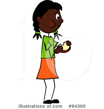 Lunch Clipart #94300 by Pams Clipart