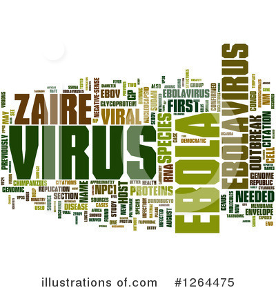 Royalty-Free (RF) Ebola Clipart Illustration by MacX - Stock Sample #1264475