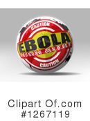 Royalty-Free (RF) Ebola Clipart Illustration #1267119