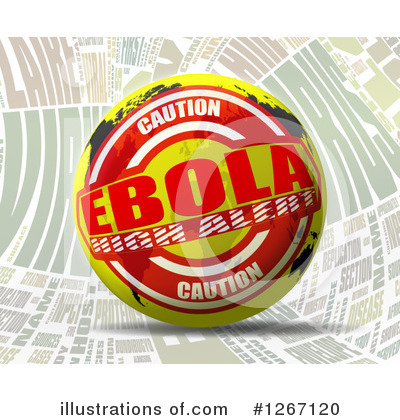 Ebola Clipart #1267120 by MacX