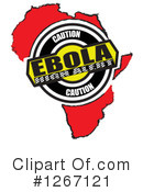 Royalty-Free (RF) Ebola Clipart Illustration #1267121