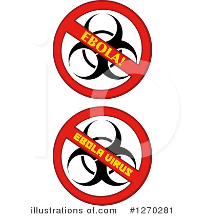 Virus Clipart #1270281 by Hit Toon