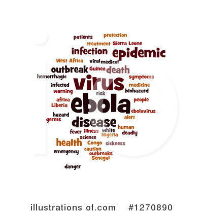 Ebola Clipart #1270890 by oboy
