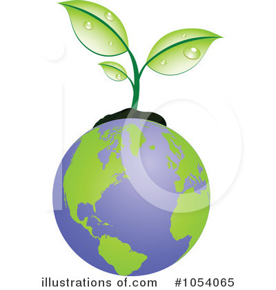 Ecology Clipart #1054065 by vectorace