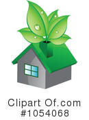 Royalty-Free (RF) Ecology Clipart Illustration #1054068