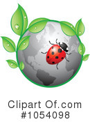 Royalty-Free (RF) Ecology Clipart Illustration #1054098