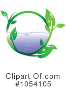Royalty-Free (RF) Ecology Clipart Illustration #1054105