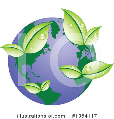 Ecology Clipart #1054117 by vectorace